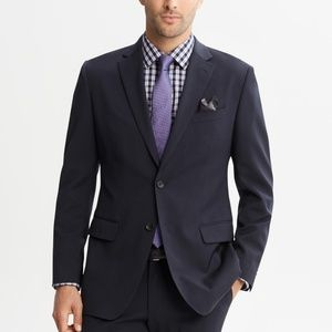 Banana Republic blazer Lanificio Cerruti tailored